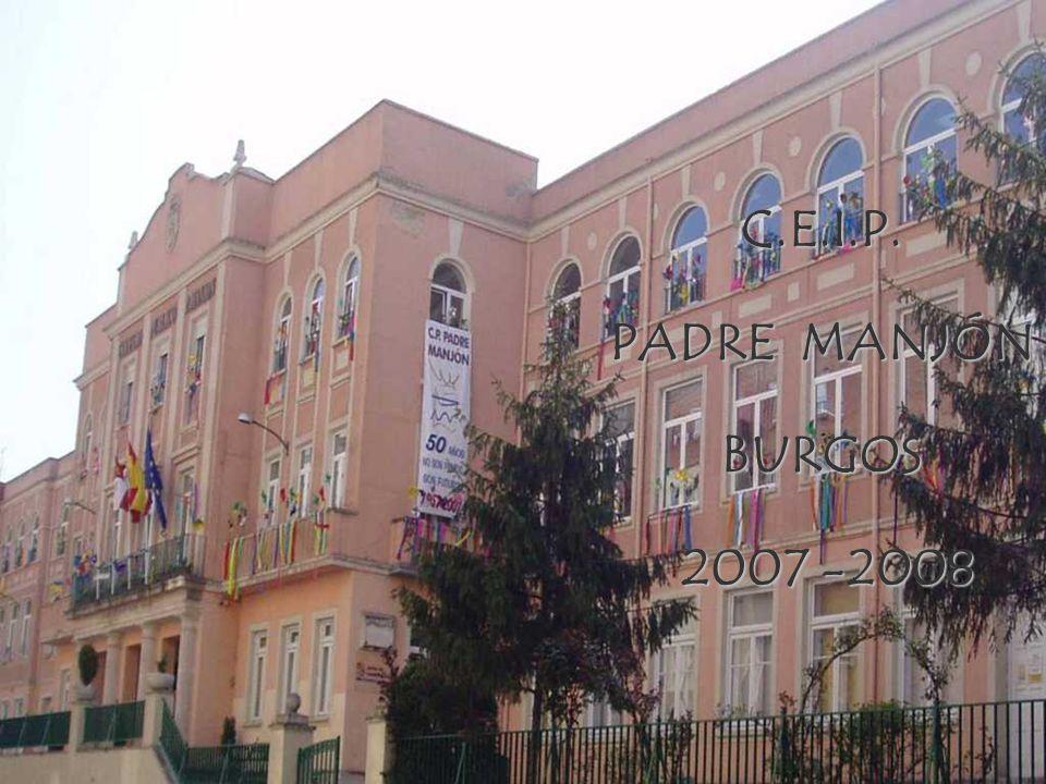 C.E.I.P. PADRE MANJÓN BURGOS 2007 -2008