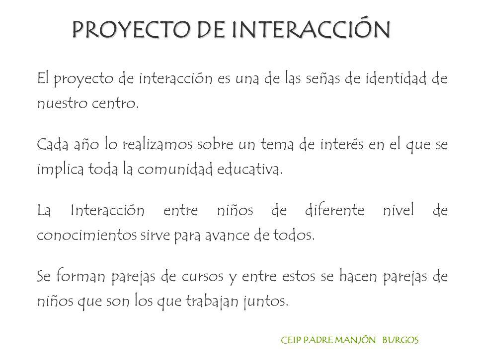 PROYECTO DE INTERACCIÓN
