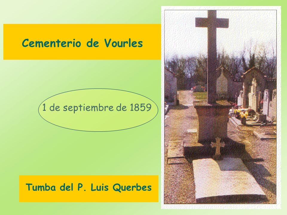 Tumba del P. Luis Querbes