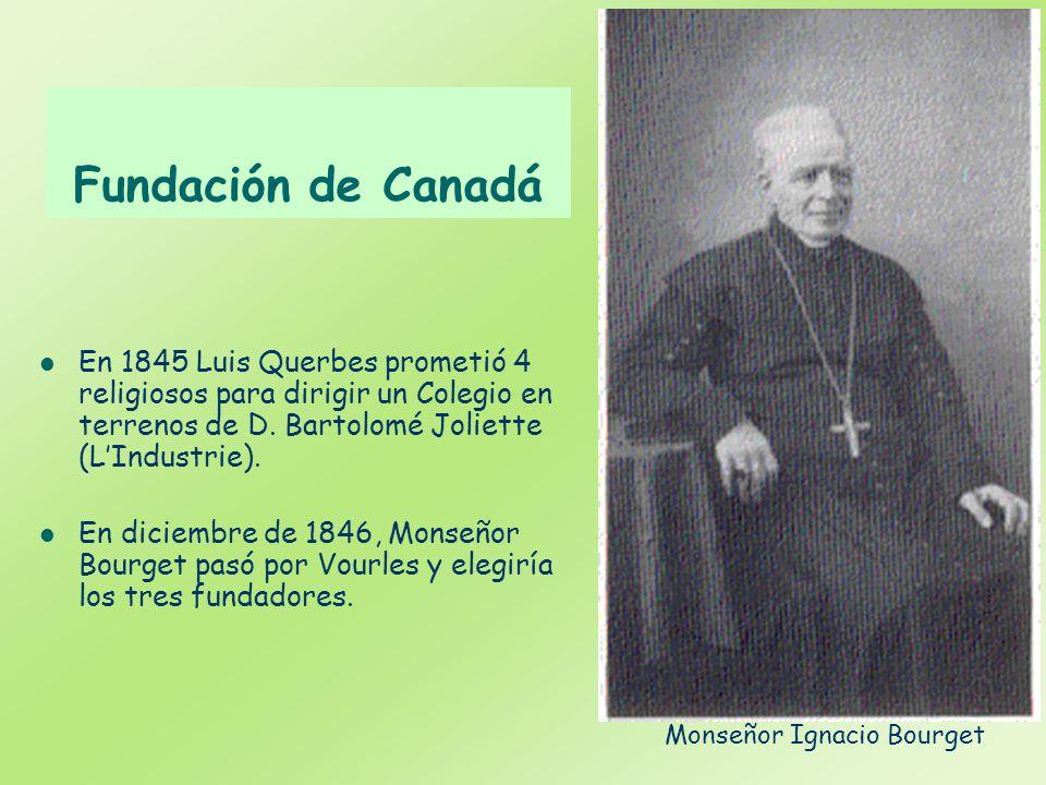 Monseñor Ignacio Bourget