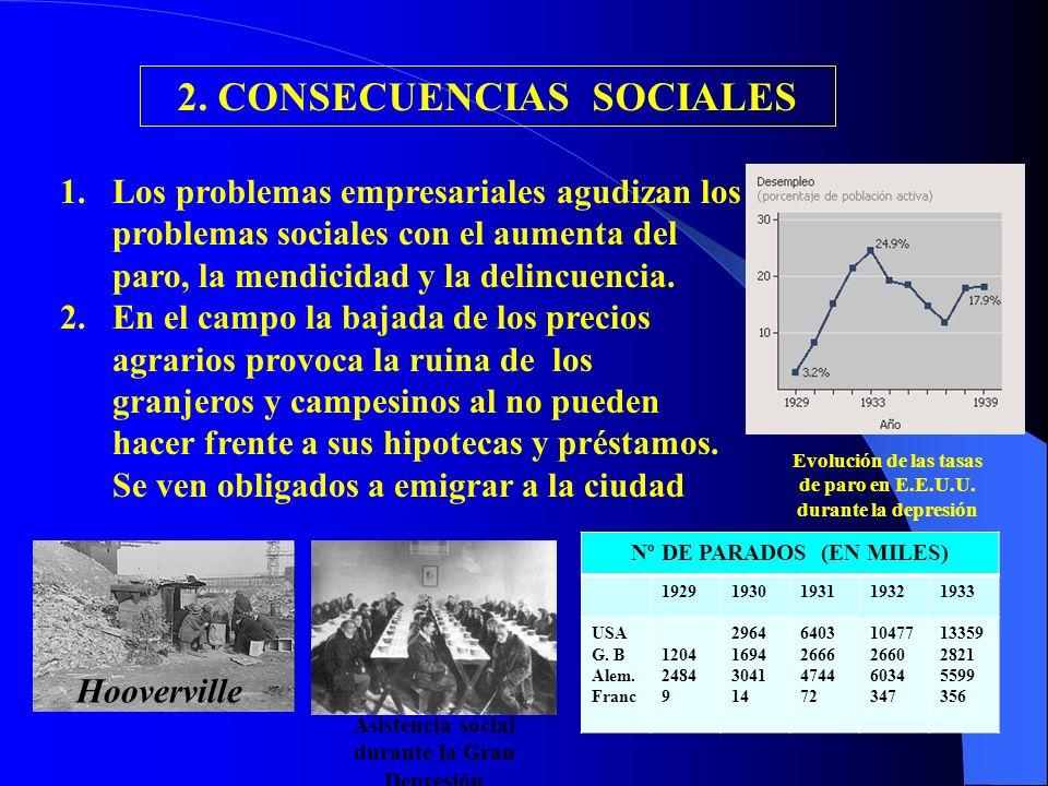 2. CONSECUENCIAS SOCIALES