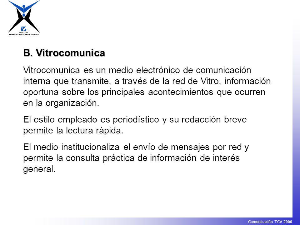 B. Vitrocomunica