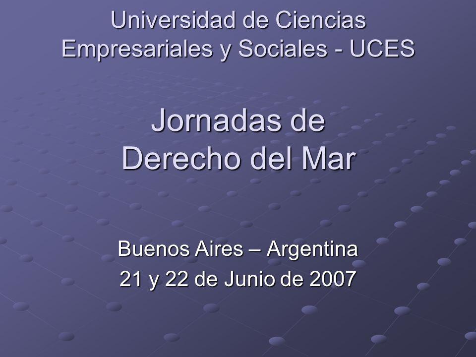Buenos Aires – Argentina 21 y 22 de Junio de 2007