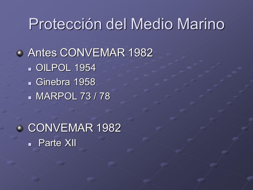 Protección del Medio Marino