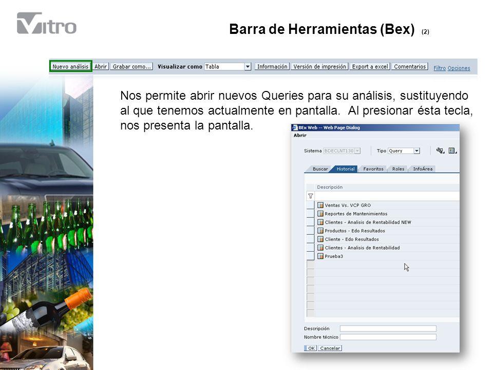 Barra de Herramientas (Bex) (2)