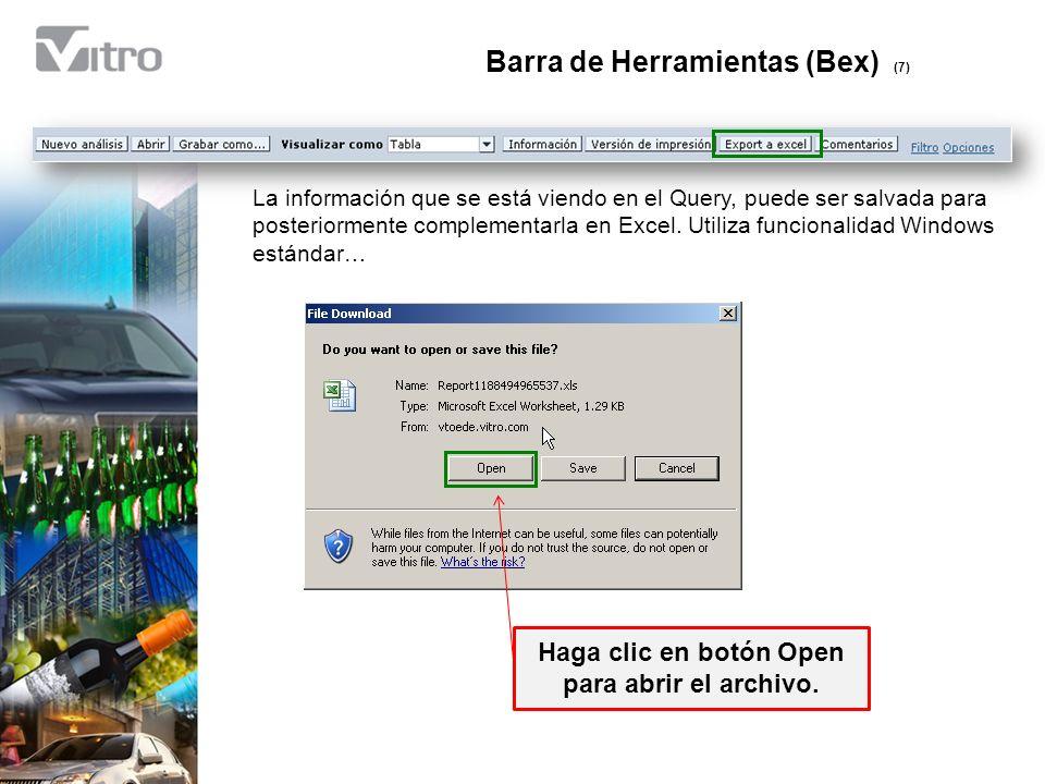 Barra de Herramientas (Bex) (7)