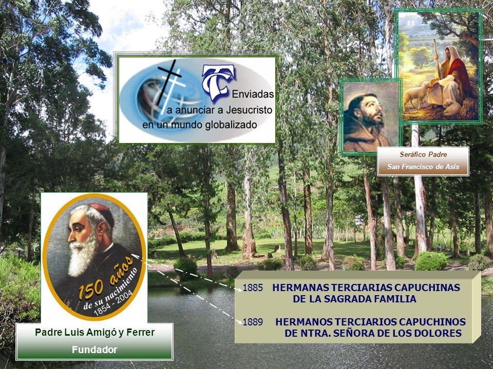 Padre Luis Amigó y Ferrer