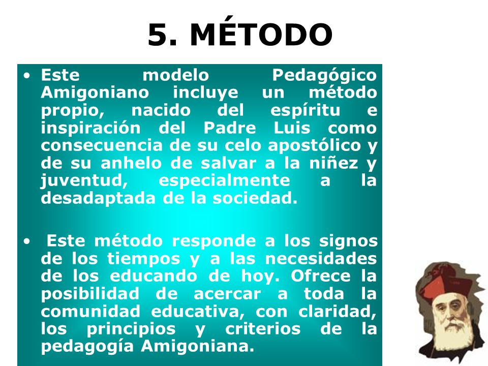 5. MÉTODO