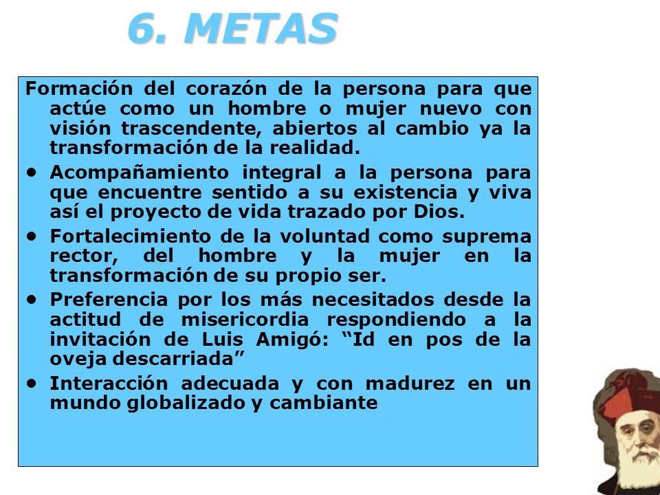 6. METAS