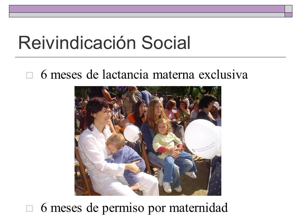 Reivindicación Social