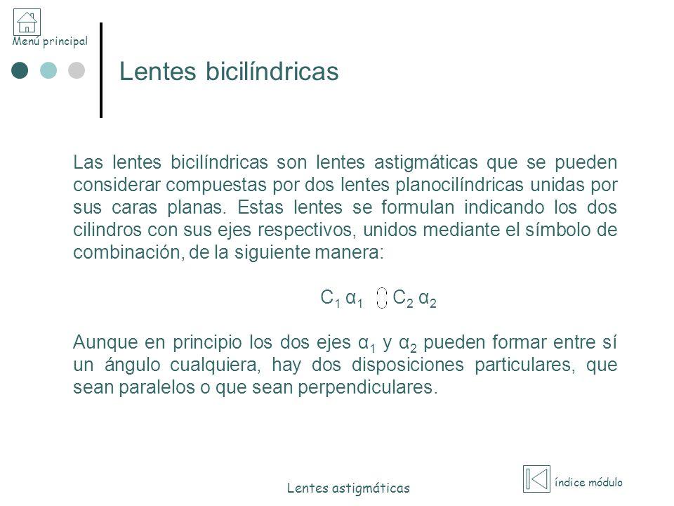 Lentes bicilíndricas