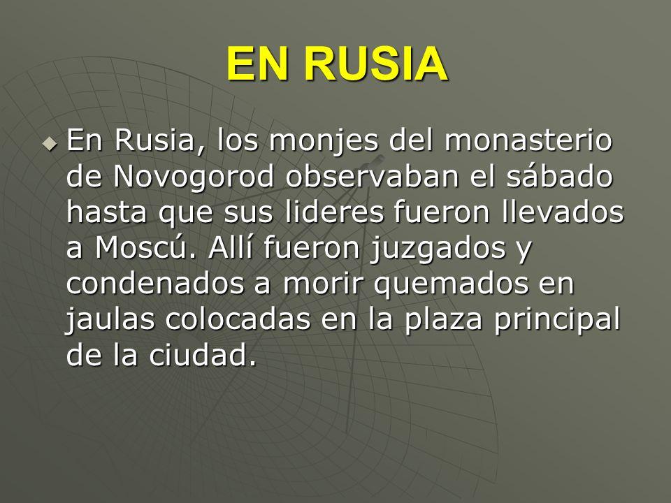 EN RUSIA