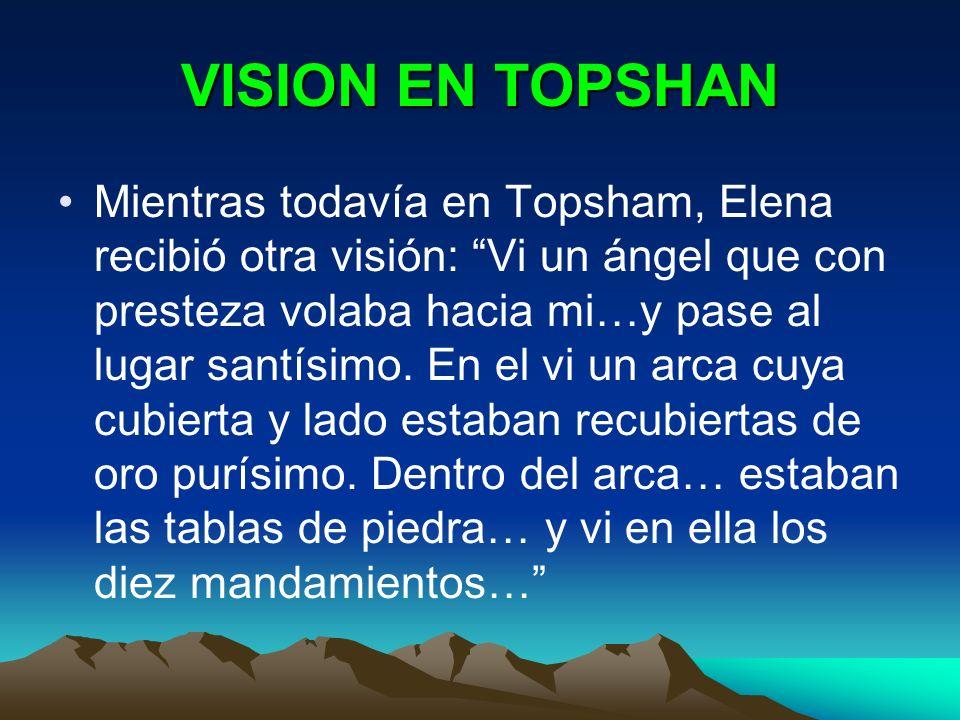 VISION EN TOPSHAN