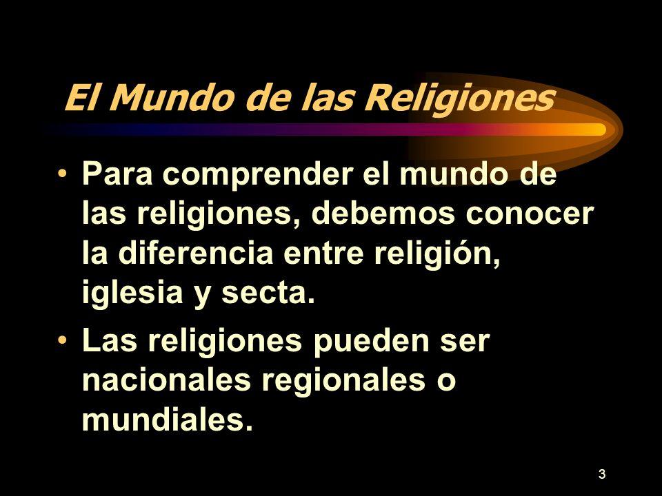 El Mundo de las Religiones