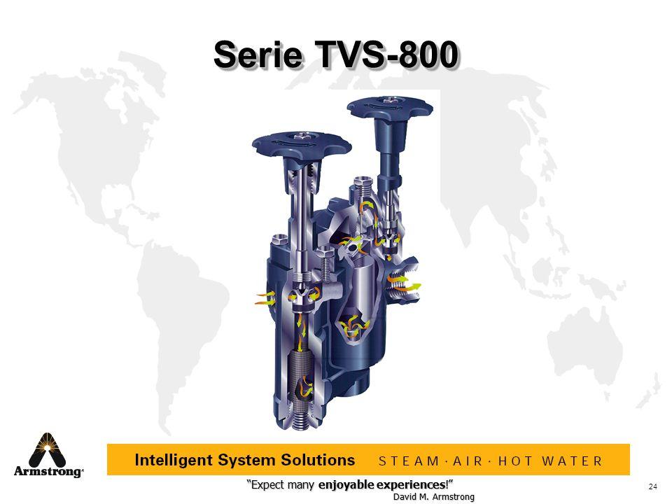 Serie TVS-800