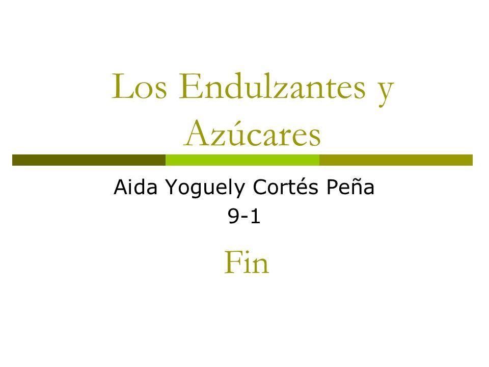 Aida Yoguely Cortés Peña 9-1