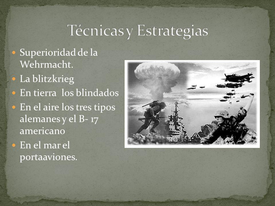 Técnicas y Estrategias