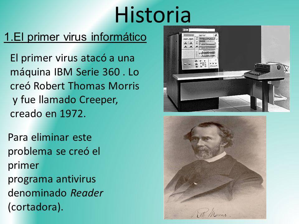 1.El primer virus informático