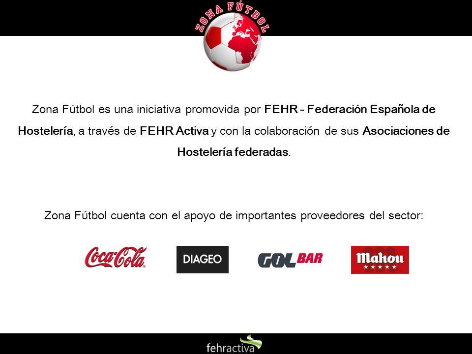 Zona Fútbol cuenta con el apoyo de importantes proveedores del sector: