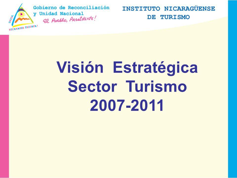 Visión Estratégica Sector Turismo 2007-2011