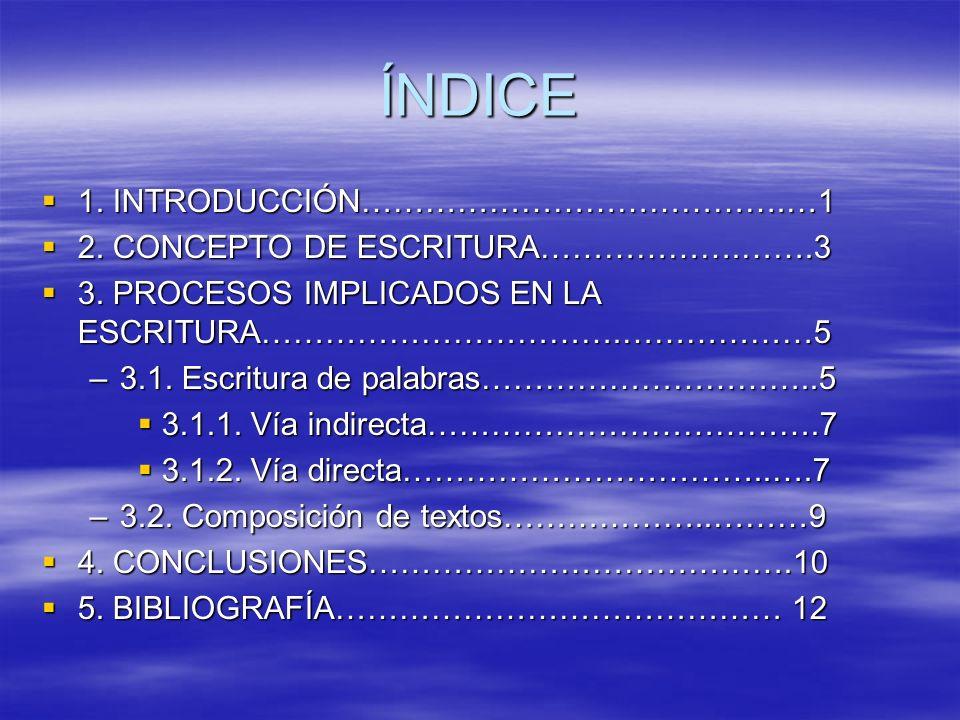 ÍNDICE 1. INTRODUCCIÓN………………………………….…1