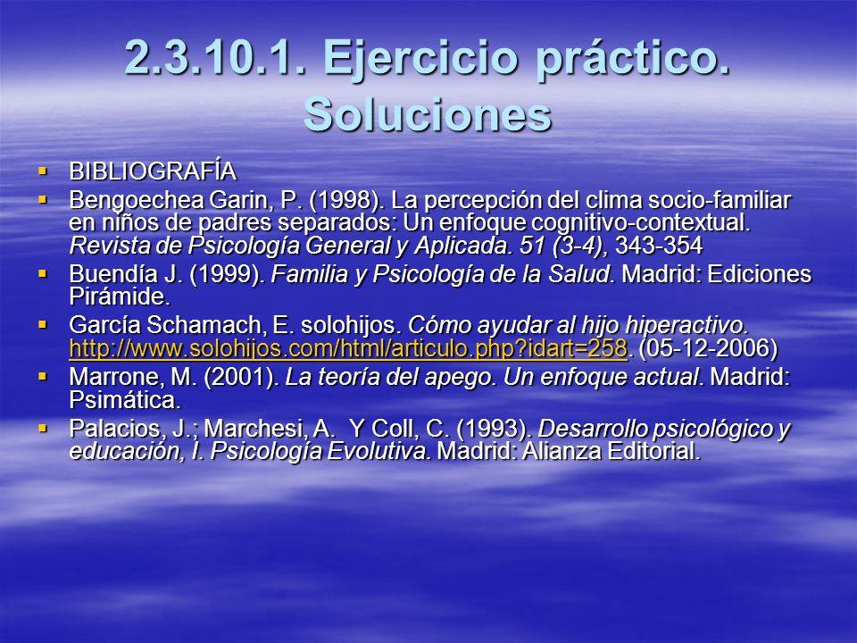 2.3.10.1. Ejercicio práctico. Soluciones