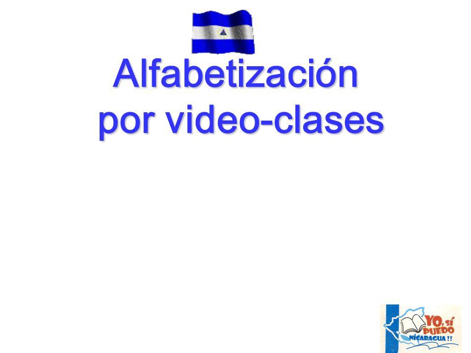 Alfabetización por video-clases