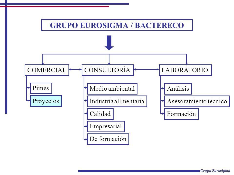 GRUPO EUROSIGMA / BACTERECO