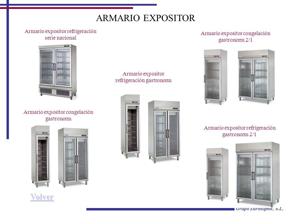 ARMARIO EXPOSITOR Volver