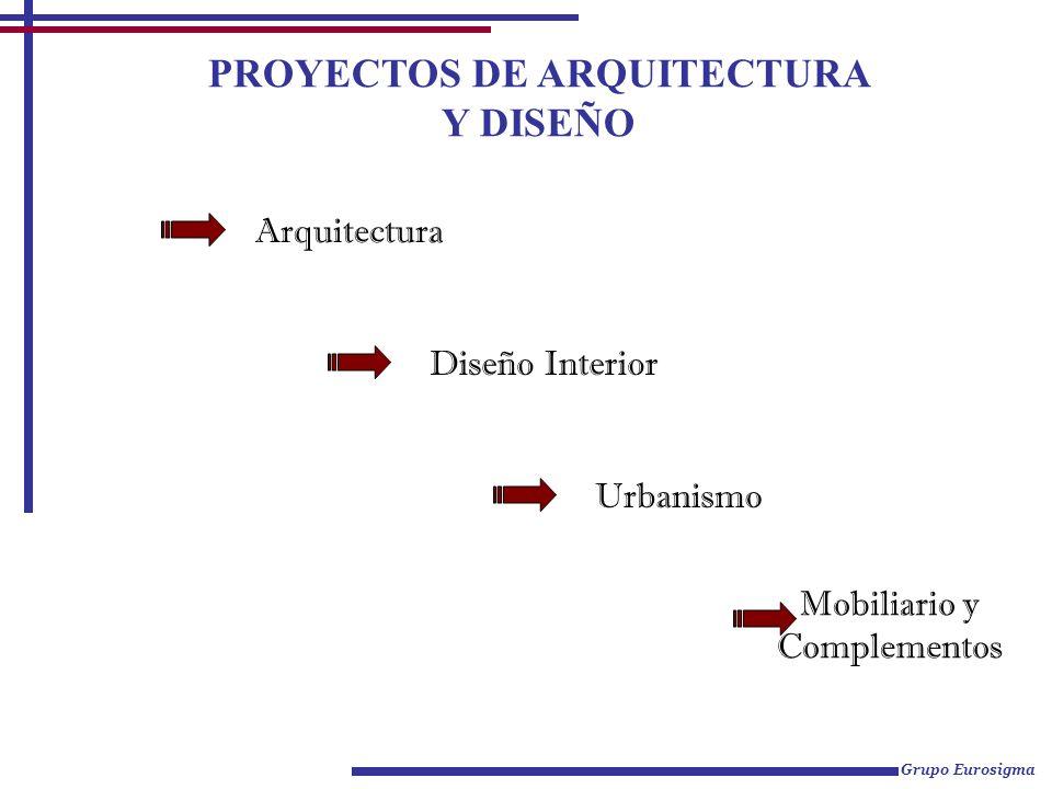 PROYECTOS DE ARQUITECTURA Y DISEÑO