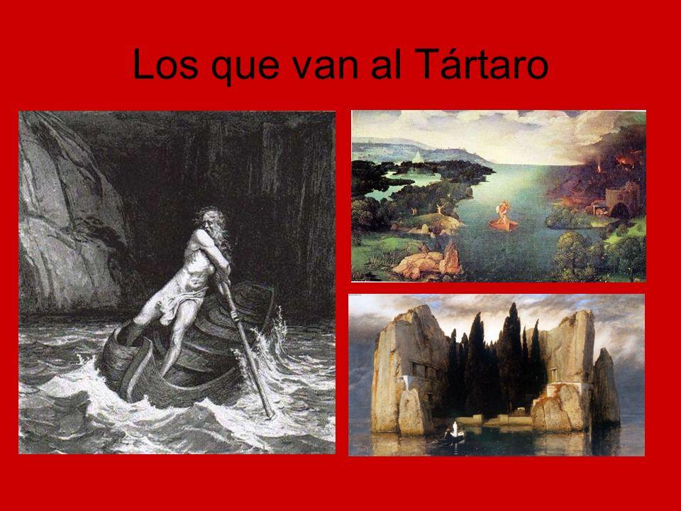 Los que van al Tártaro