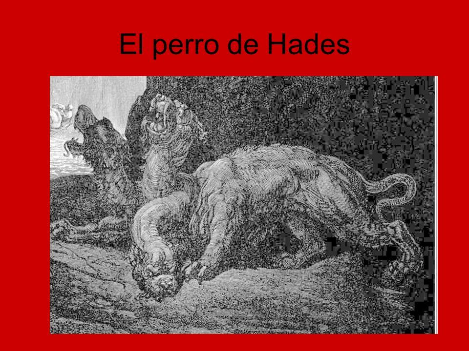 El perro de Hades