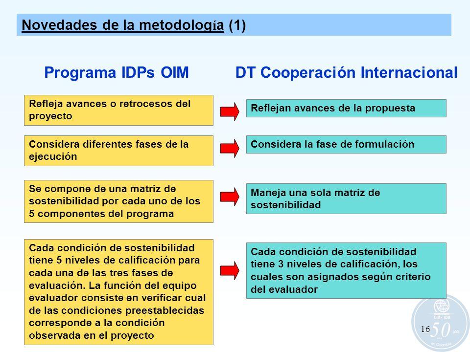 DT Cooperación Internacional