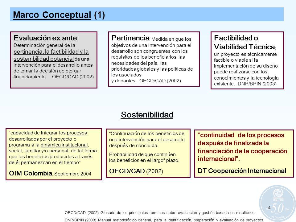 Marco Conceptual (1) Sostenibilidad