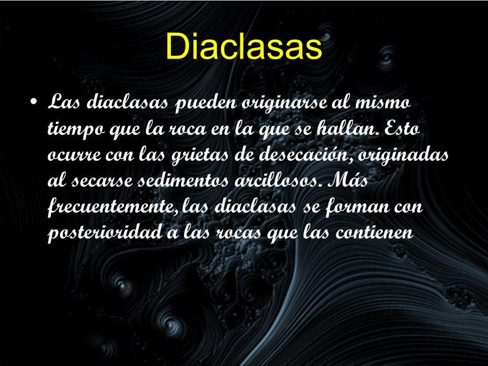 Diaclasas