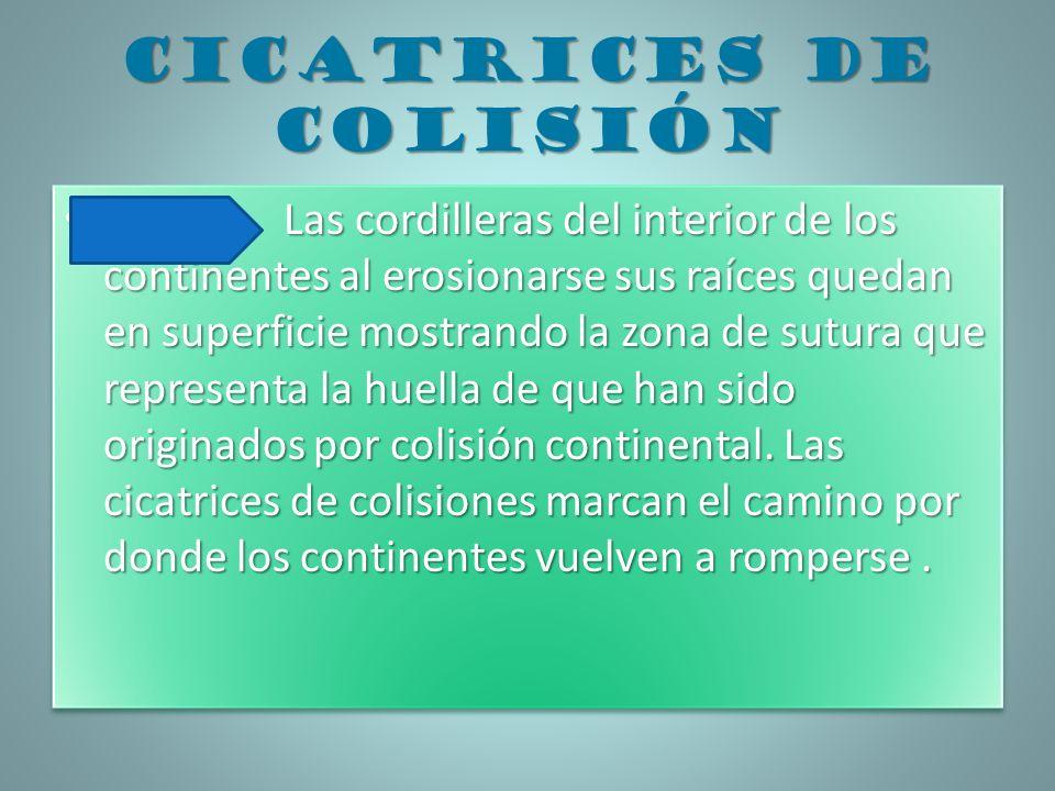 Cicatrices de colisión