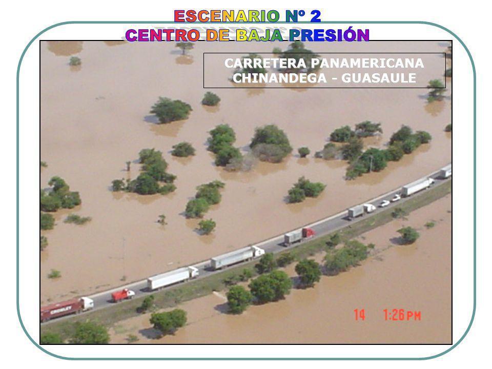 CARRETERA PANAMERICANA CHINANDEGA - GUASAULE
