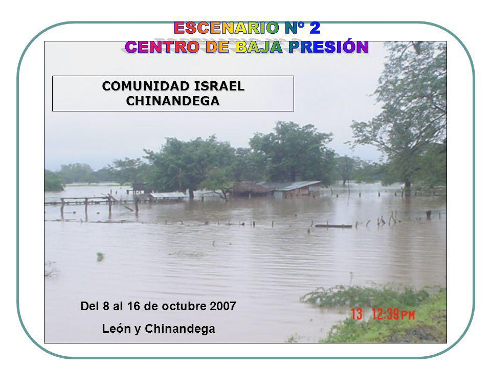 COMUNIDAD ISRAEL CHINANDEGA