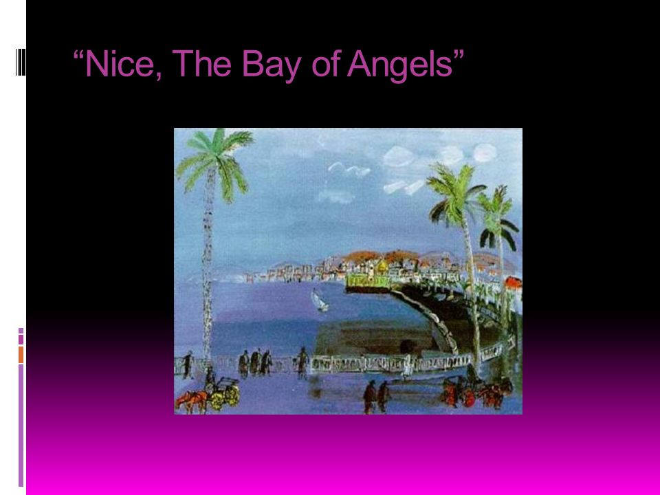 Nice, The Bay of Angels