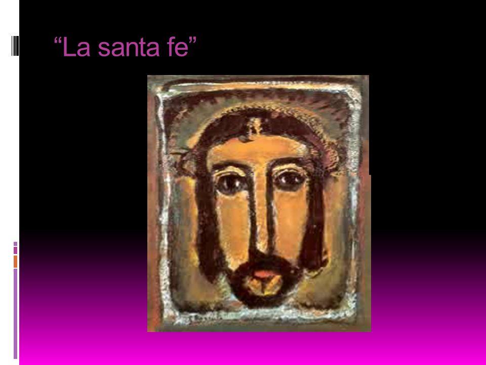 La santa fe