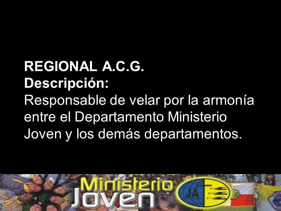 REGIONAL A.C.G.