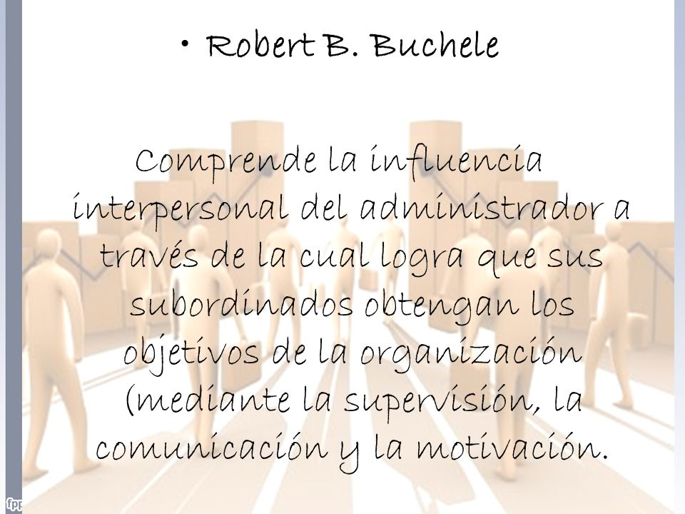 Robert B. Buchele
