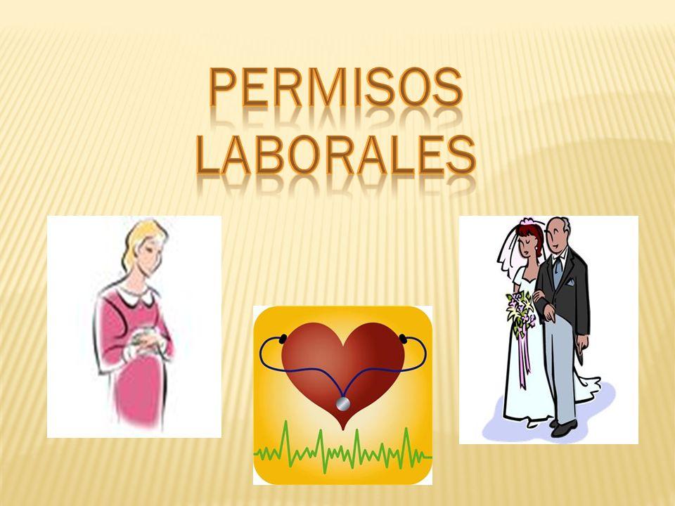PERMISOS LABORALES