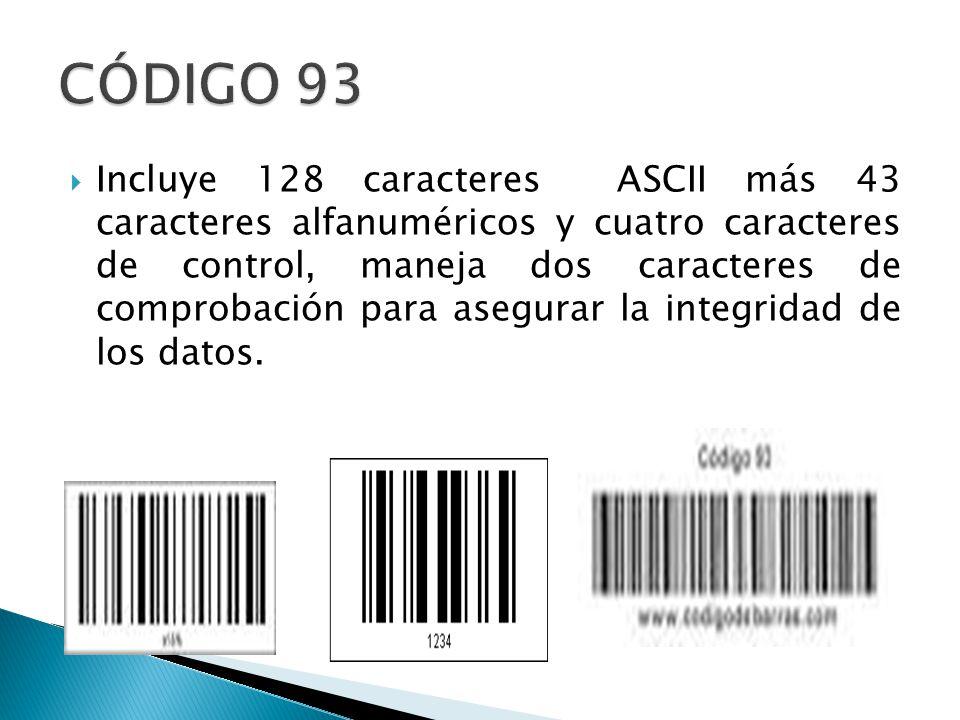 CÓDIGO 93