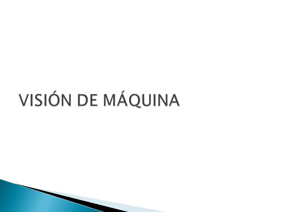 VISIÓN DE MÁQUINA