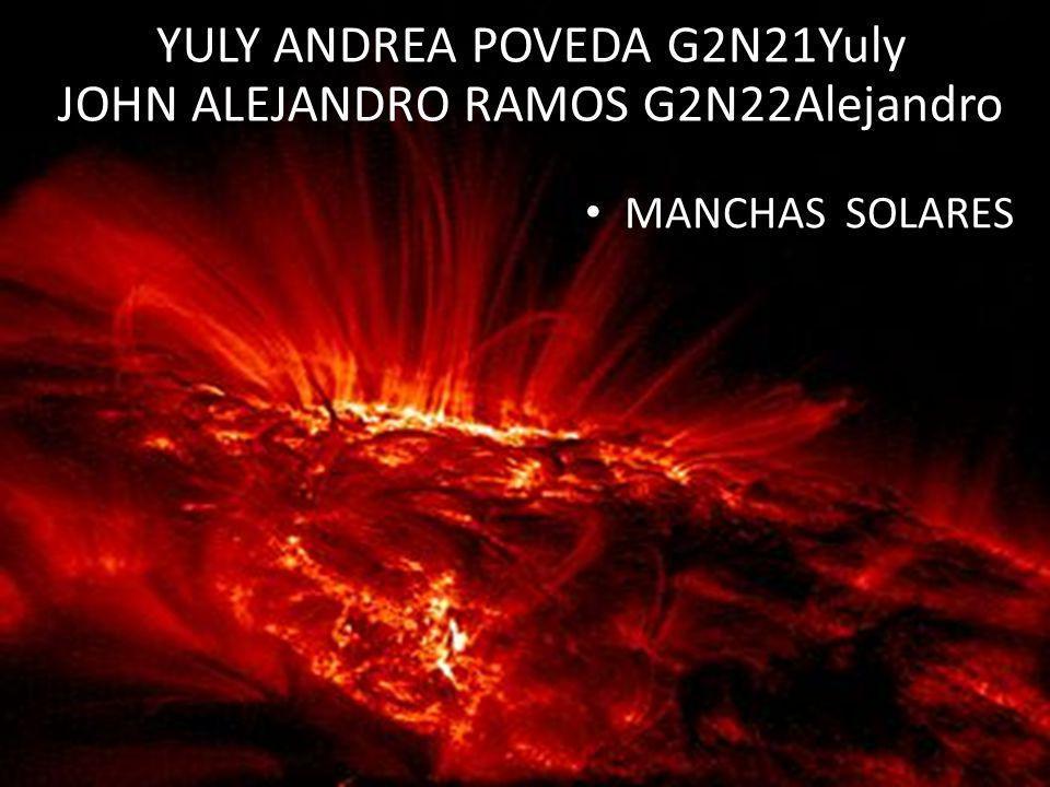 YULY ANDREA POVEDA G2N21Yuly JOHN ALEJANDRO RAMOS G2N22Alejandro