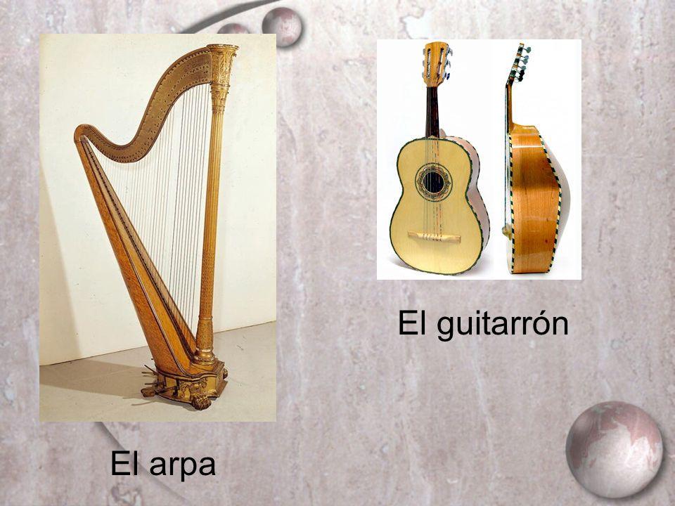 El guitarrón El arpa 22