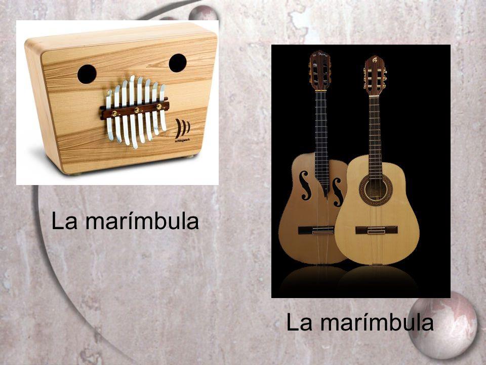 La marímbula La marímbula 29