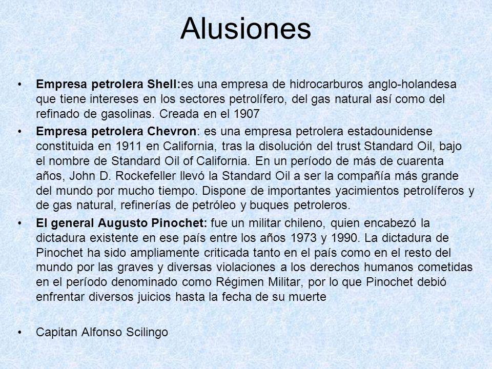 Alusiones