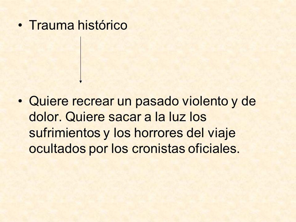Trauma histórico